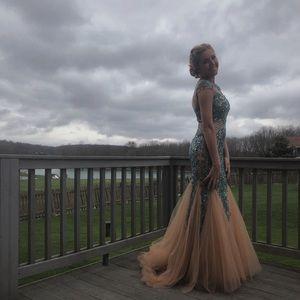 Sherri Hill Dresses - Sherri Hill prom dress